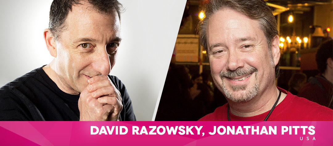 DAVID RAZOWSKY & JONATHAN PITTS